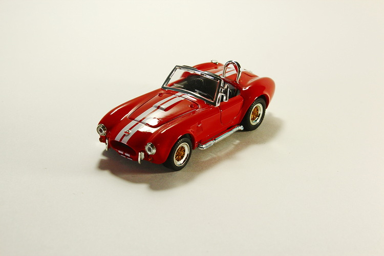 Shelby Cobra 427 S/C red 1964
