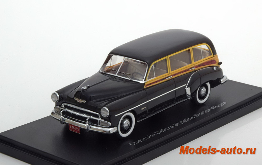 Chevrolet Deluxe Styleline Station Wagon